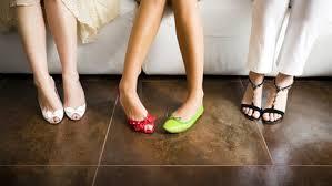 لماذا تختارين حذاء معين