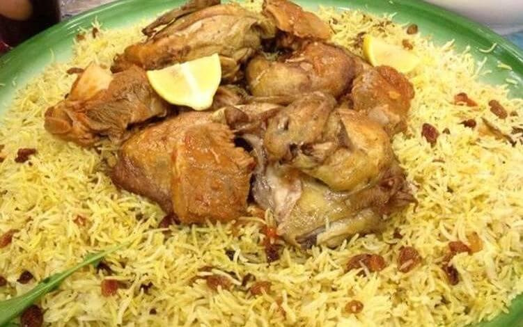 طريقة تحضير كبسة الدجاج السعودية