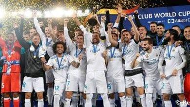 تاريخ نادي ريال مدريد الاسباني
