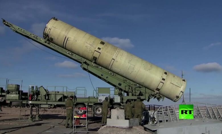 اقوى سلاح صاروخي روسي