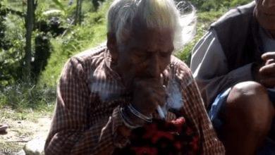 تدخن 30 سيجارة