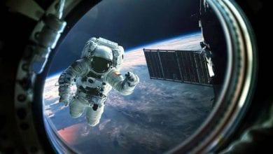 رحلة للفضاء الخارجي
