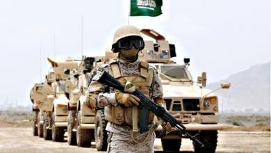 القوة العسكرية السعودية