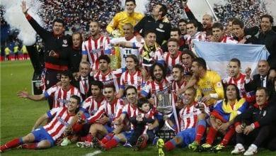 تاريح نادي اتليتكو مدريد
