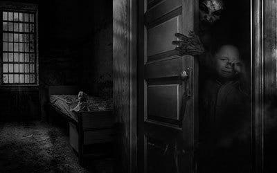 قصة أشباح الشقة