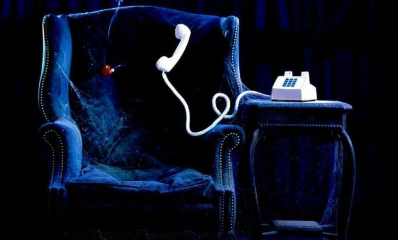 قصة شبح الهاتف