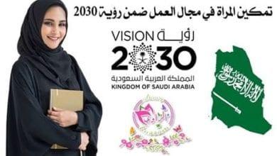 تمكين المرأة لعام 2030